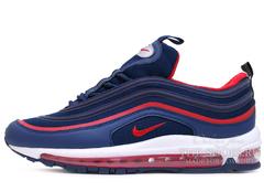 Кроссовки Мужские Nike Air Max 97 Blue Red