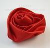 Роза атласная красная 50 мм