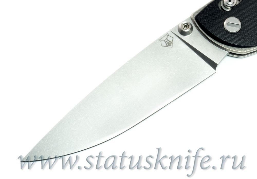 Нож Широгоров Табарган 100NS M390 G10 3D черная