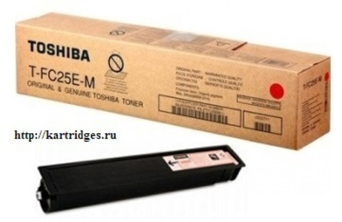 Картридж Toshiba T-FC25EM