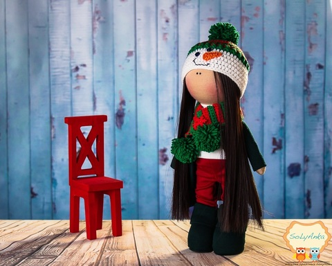 Кукла Бренда из коллекции - Winter doll