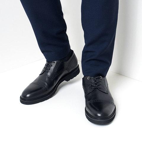 Мужские классические туфли с брюками
