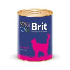 Консервы для котят, Brit Premium Lamb, с ягненком