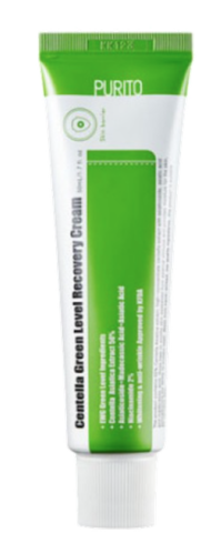 Успокаивающий крем для восстановления кожи с центеллой Centella Green Level Recovery Cream