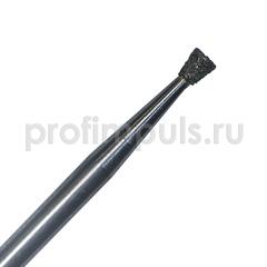 010.021 (МТА) фреза алмазная обратный конус 2,1 мм средней зернистости