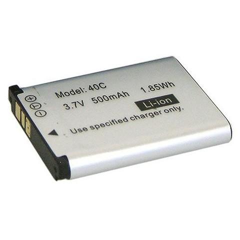 Аккумулятор для видеорегистратора 40C