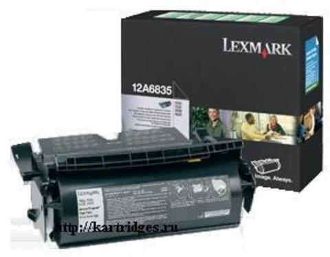Картридж Lexmark 12A6835