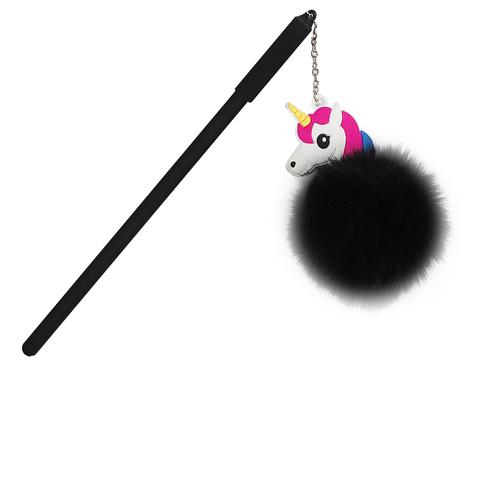 Ручка Pompon Black черная гелевая