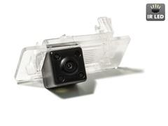 Камера заднего вида для Skoda Superb II 13+ Avis AVS315CPR (#134)