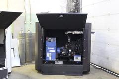 Всепогодный бесшумный кожух SB1800 для дизельных генераторов