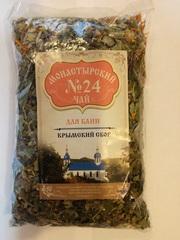 Чай Монастырский №24 для бани, 100 гр. (Крымский сбор)