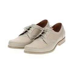 524391 Beige туфли мужские больших размеров марки Делфино