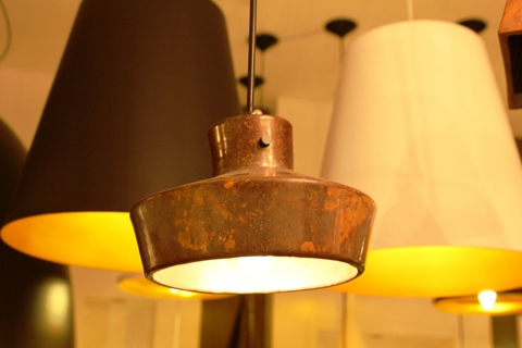 replica Flat pendant lamp