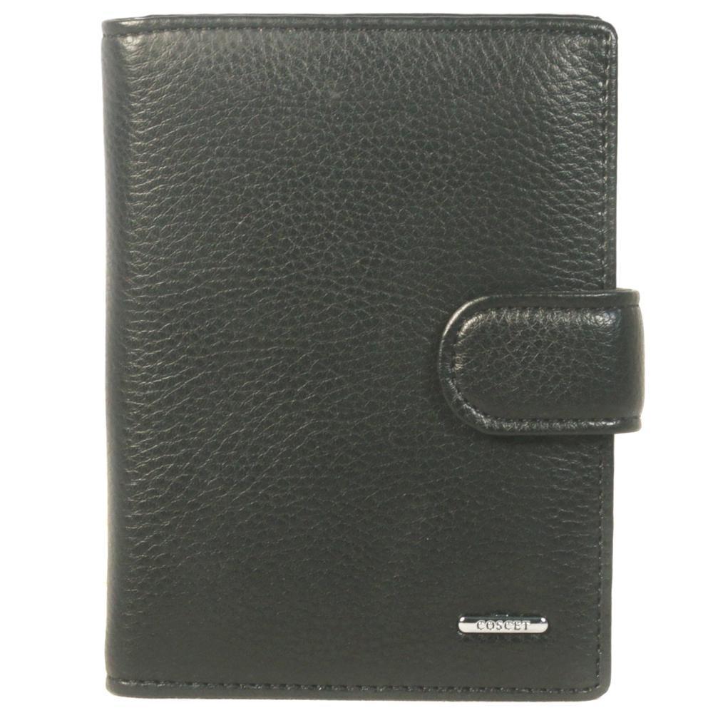 Обложка для автодокументов и паспорта из иск.кожи Coscet B404-17A