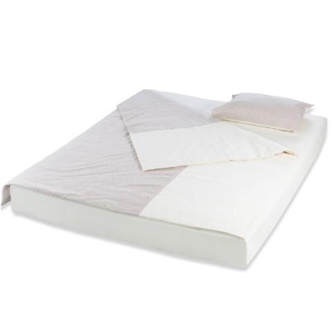 Комплект конопляного постельного белья Breeze Maro 1,5 спальный