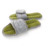 Тапочки для дома Catchmop зелёный+серый, артикул 2911-3037-1, производитель - Catchmop