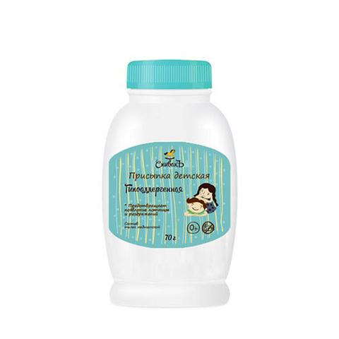 Присыпка детская гипоаллергенная | Спивакъ