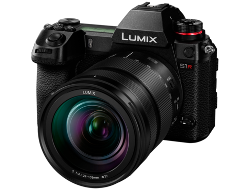 Panasonic Lumix DC-S1R kit Lumix G 24-105mm F 4 Macro  O.I.S.