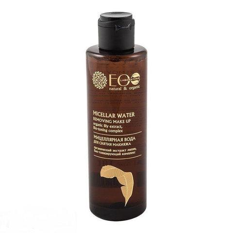 EO Laboratorie Мицеллярная вода для снятия макияжа с лица, глаз, губ 200 мл