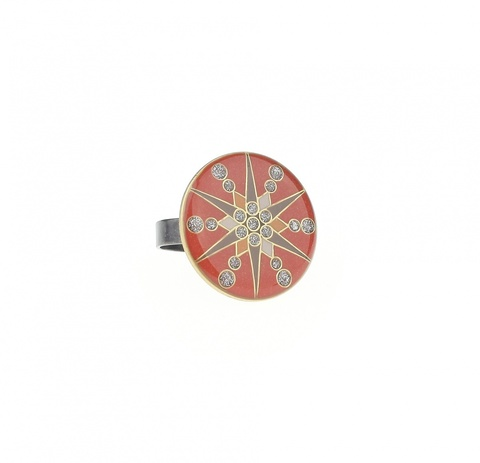 Кольцо Clara Bijoux K74505 R