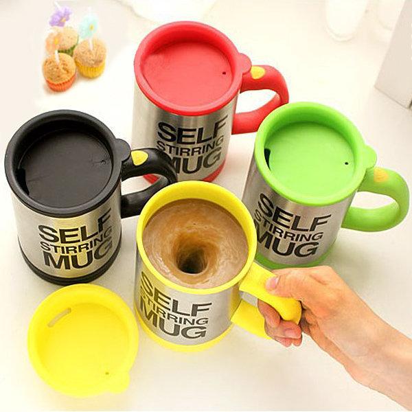 Товары для кухни Кружка мешалка Self Stirring Mug (термокружка-миксер) Self_Stirring_Mug.jpg