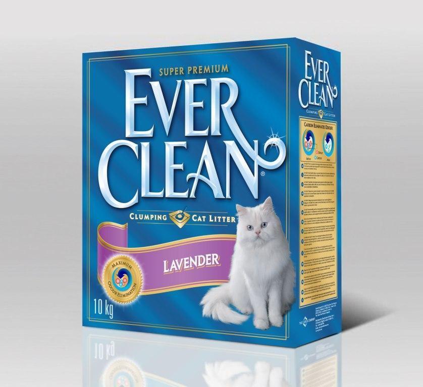 Наполнители EVER CLEAN Lavander Наполнитель д/кошек с ароматом Лаванды ec__lavender.jpg