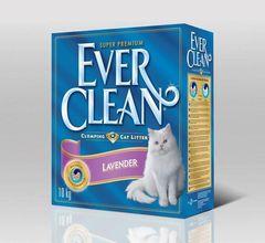 EVER CLEAN Lavander Наполнитель д/кошек с ароматом Лаванды