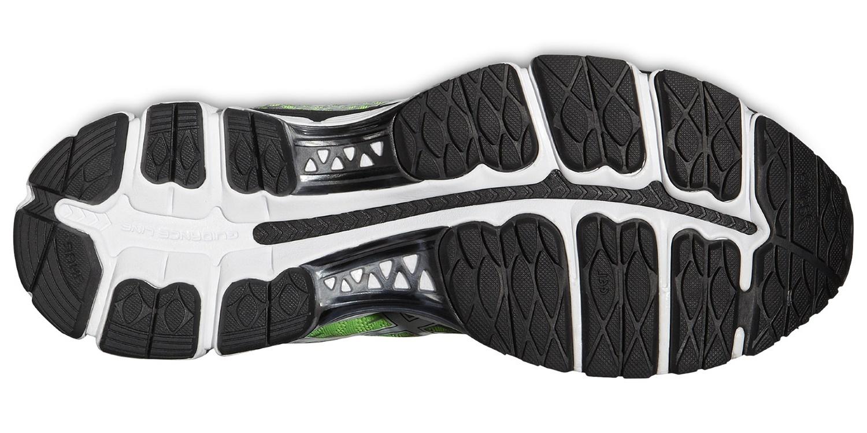 Мужские беговые кроссовки Asics Gel-Nimbus 17 (T507N 8501) фото