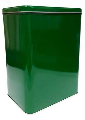 Банка зеленая 1 кг