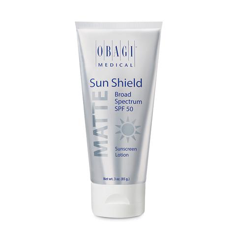 Obagi Sun Shield Matte Broad Spectrum SPF 50 солнцезащитное средство с матирующим эффектом,85 гр