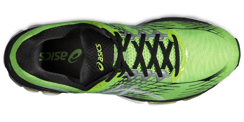 Мужские беговые кроссовки Asics Gel-Nimbus 17 (T507N 8501) фото сверху