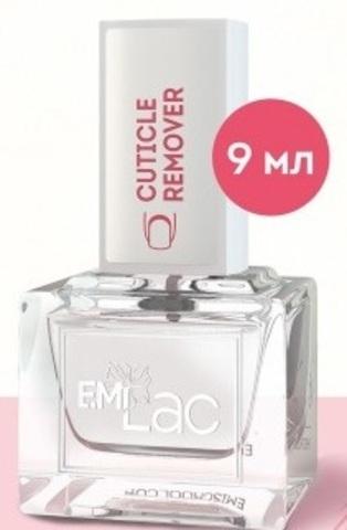 E.MiLac Cuticle Remover средство для удаления кутикулы 9 мл.