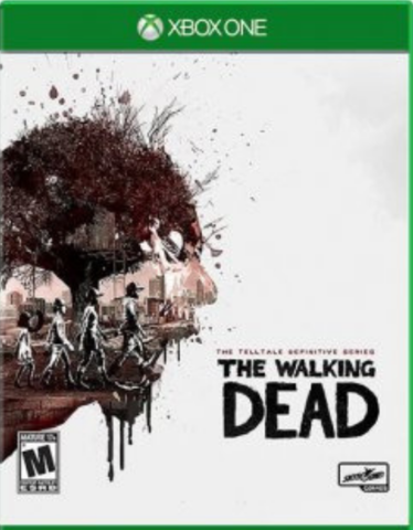 Microsoft Xbox One The Walking Dead All seasons Limited Edition Pack (русские субтитры)