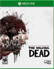 Xbox One The Walking Dead All seasons Limited Edition Pack (русские субтитры)