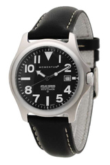 Спортивные часы Momentum Atlas Ti (кожа, сапфир)