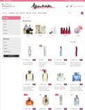Шаблон интернет магазина - Аромат 2.0