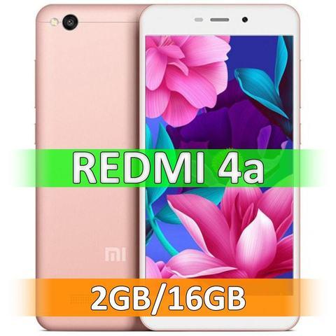 Смартфон Xiaomi Redmi 4A (2-16Gb) Pink