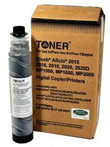 Совместимый тонер-картридж Ricoh Aficio 1015/1018 1140D/1220D (Boost) Type 4.0