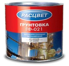 РАСЦВЕТ Грунт ГФ-021 серый (2,2кг) 11202
