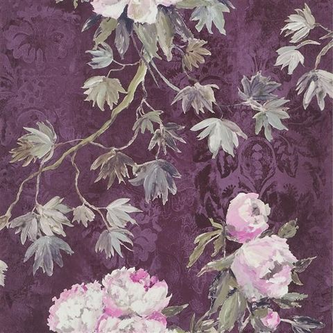 Обои Designers Guild Caprifoglio Wallpapers PDG673/04, интернет магазин Волео