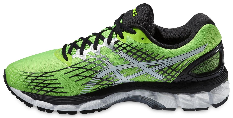 Мужская беговая обувь Asics Gel-Nimbus 17 (T507N 8501) фото