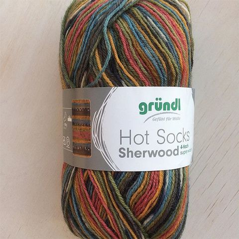 Gruendl Hot Socks Sherwood 04