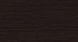 Плинтус К55 2,5м Идеал Комфорт венге черный 302
