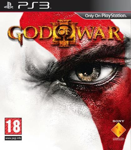 Sony PS3 God of War III (русская версия)