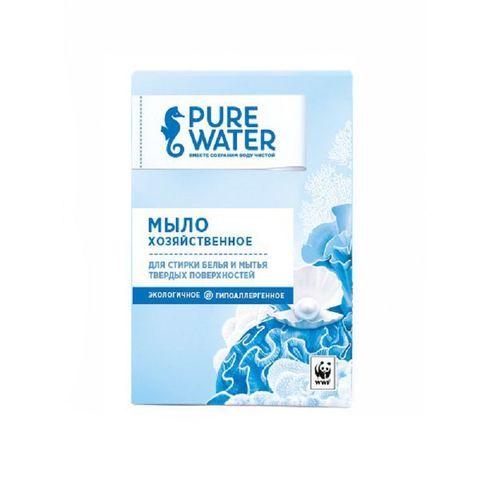 Хозяйственное мыло Pure Water, 175 г