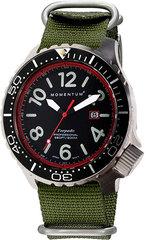 Канадские часы Momentum TORPEDO  BLAST RED 1M-DV74R7G