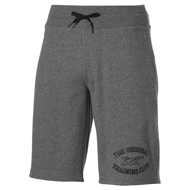Мужские шорты Asics Graphic Knit Short 11 (125098 0773) серые