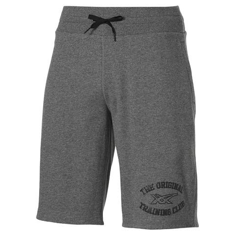 Шорты Asics Graphic Knit Short 11 мужские серые
