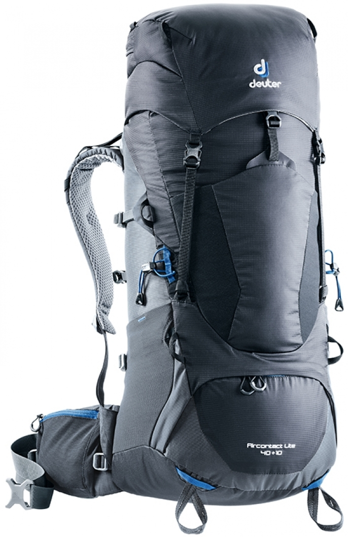 Туристические рюкзаки большие Рюкзак туристический Deuter Aircontact Lite 40 + 10 (2018) 686xauto-9816-AircontactLite40u10-7403-18.jpg