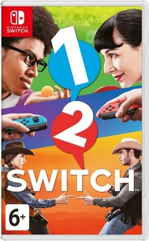 Nintendo Switch 1-2-Switch (русская версия)